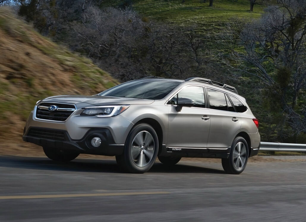 2020 Subaru Outback more capable than the typical crossover SUV
