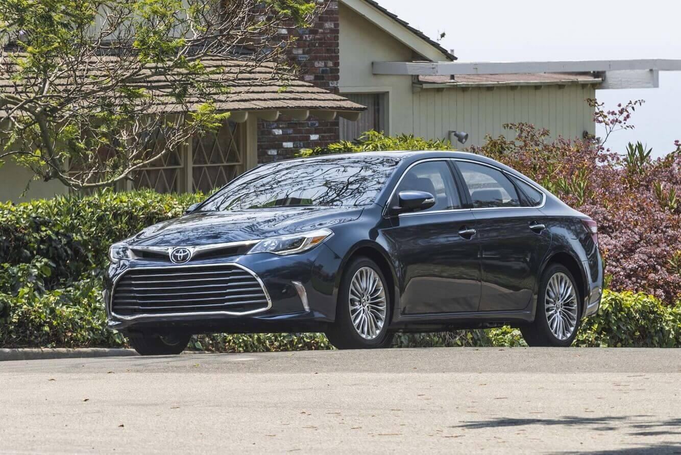 2020 Toyota Avalon Hybrid Rumors