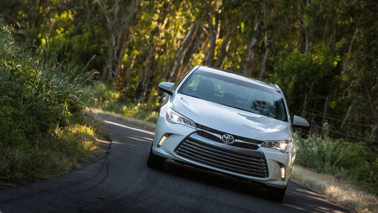 2020 Toyota Camry come with a more aggressive exterior