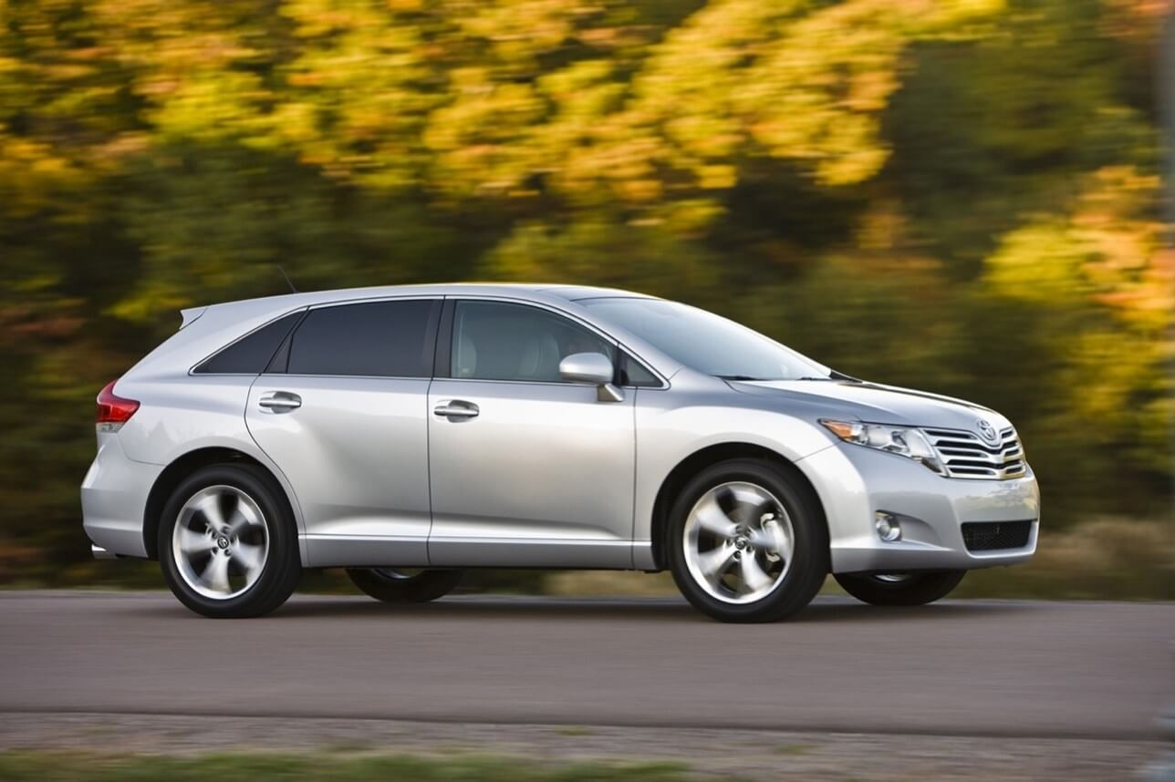 2020 Toyota Venza should be on the market as a redesigned and improved model