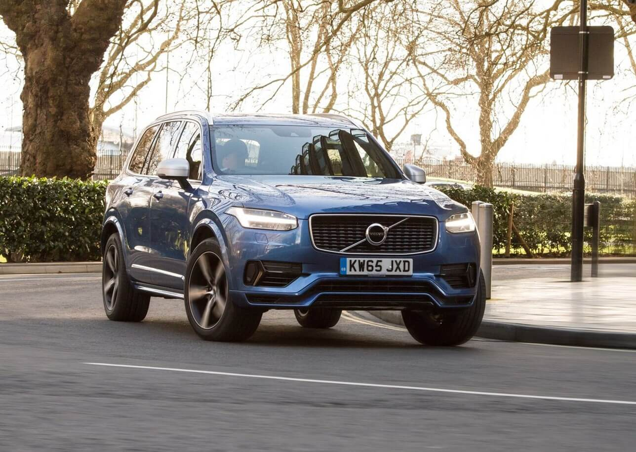 2020 Volvo XC90 features, trim levels, and available options