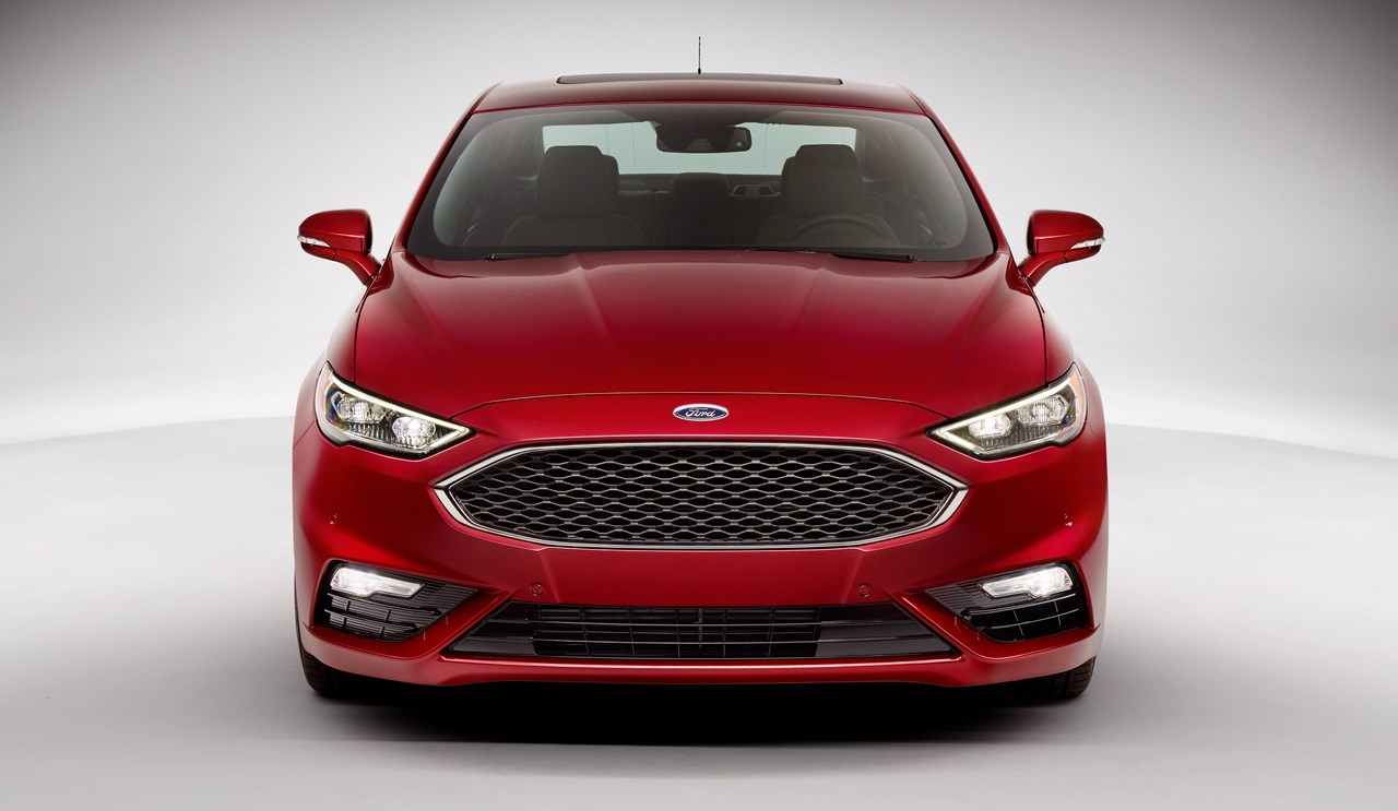 2020 ford fusion sport hybrid pictures