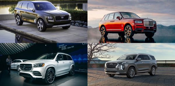 Best Large SUV 2020 - 2019