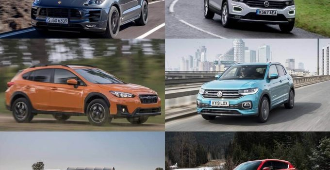 Best crossover suv 2019 - 2020