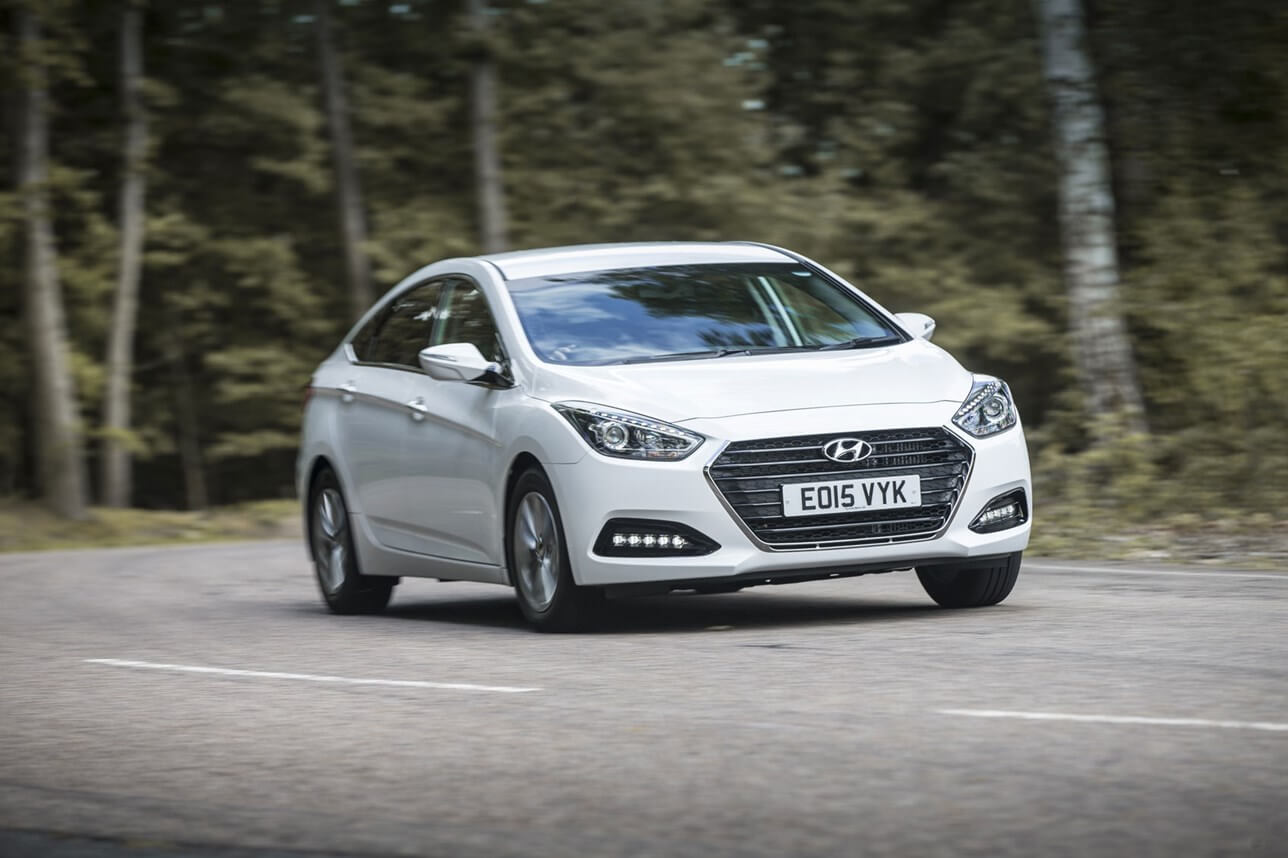 Hyundai i40 2020 facelift is ready to roll out