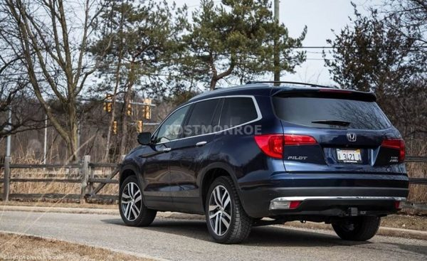 2021 Honda Pilot For Sale In Las Vegas