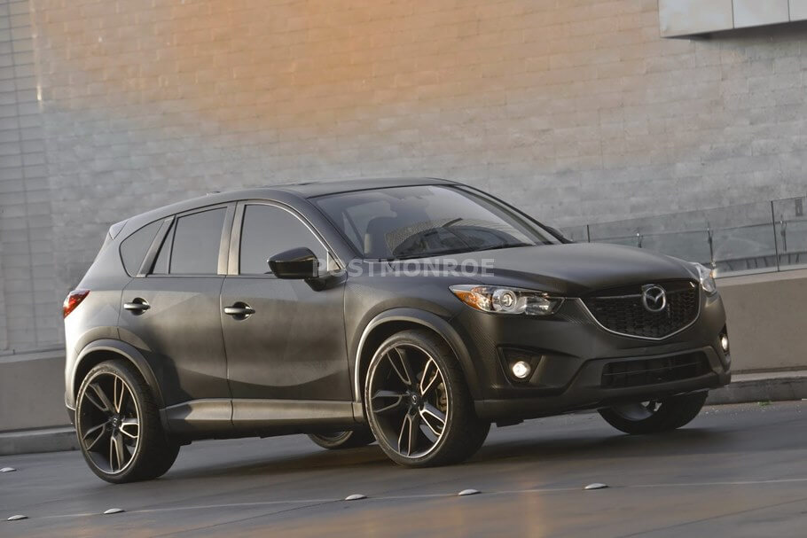2021 mazda cx 5 changes  redesign  rumors