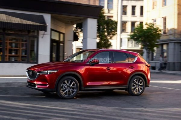 2021 Mazda CX 5 is expected to receive a mid-cycle refresh