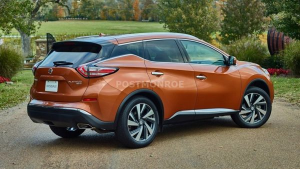 2021 Nissan Murano For Sale in my area