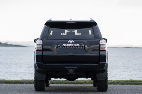 2021 Toyota 4Runner has already been presented to the world