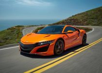 2021 Acura NSX Gets Minor Styling Update For European Market