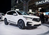 2021 Acura RDX Facelift Unveiled