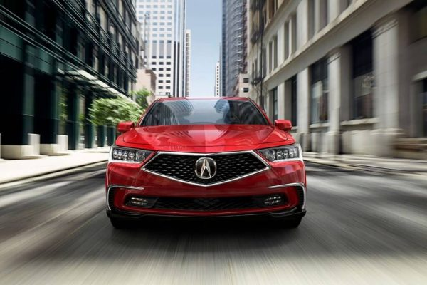 2021 Acura RLX Ownership Costs