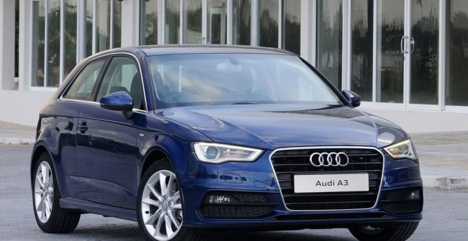 2021 Audi A3 Standard features, trim levels, and available options