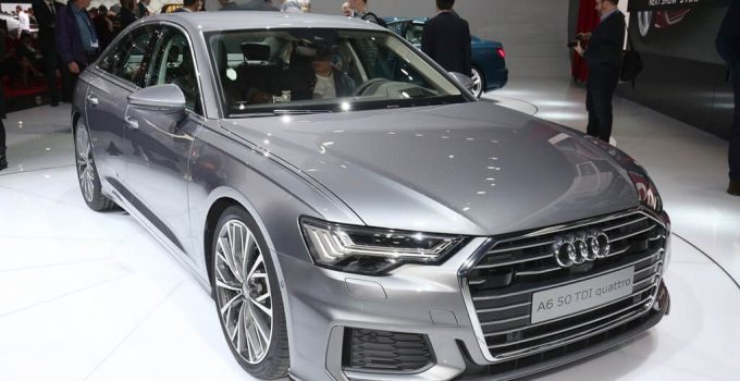 2021 Audi A6 for sale near you