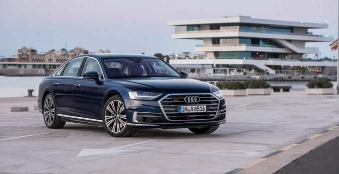 2021 Audi A8 available soon