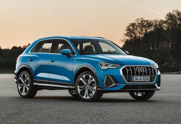 2021 Audi Q3 Spotted With Exterior Changes