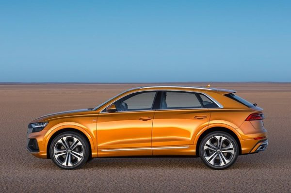 2021 Audi Q8 for sale near you