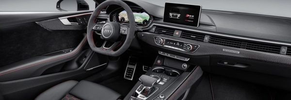 2021 Audi RS5 Coupe Interior