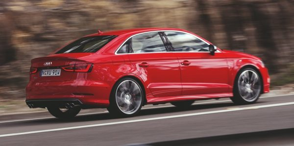 2021 Audi S3 gets a minor styling upgrade