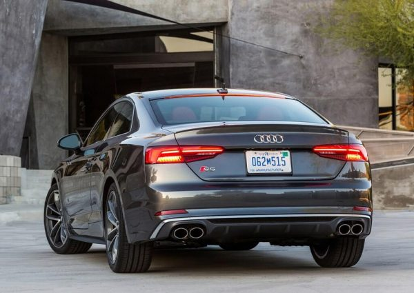 2021 Audi S5 for sale date