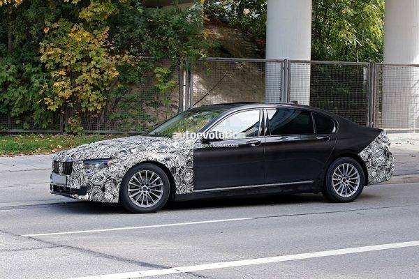 2021 BMW 7 Series Gets Refreshments