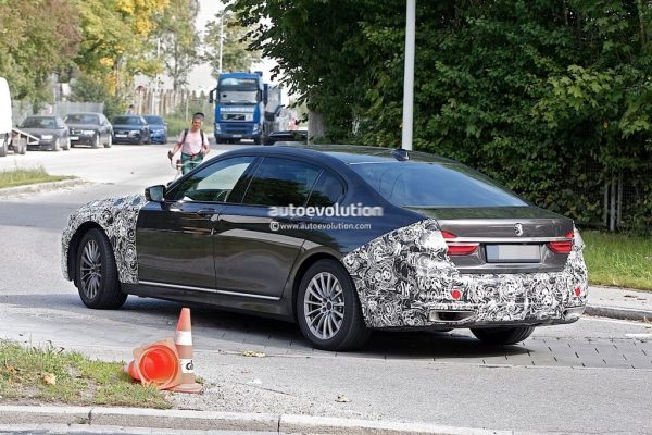 2021 BMW 7 Series come with a more aggressive exterior