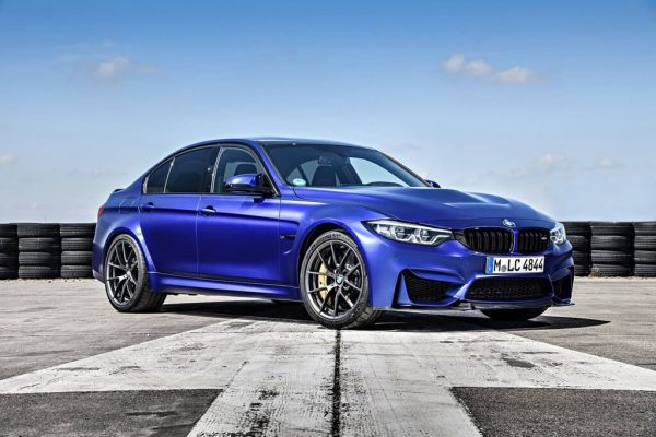 2021 BMW M3 is expected to receive a mid-cycle refresh