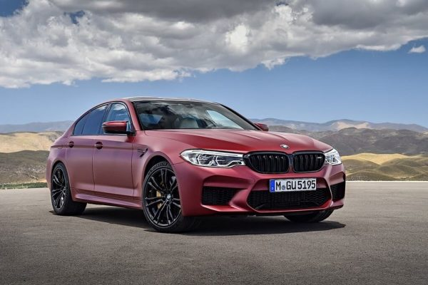 2021 BMW M5 Consumer Reviews