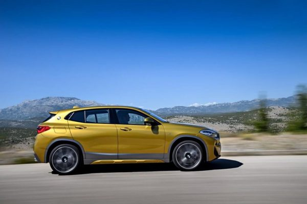 2021 BMW X2 Engine and Transmission Review
