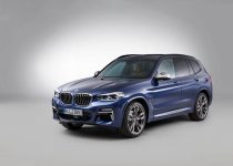 2021 BMW X3 Gets Minor Styling Update For European Market