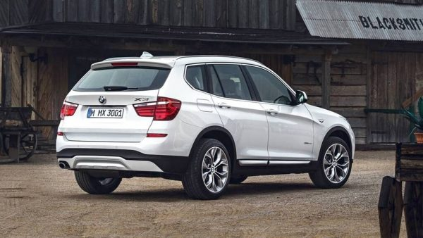 2021 BMW X3 Incentives & Rebates