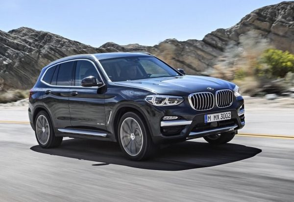 2021 BMW X3 has already been presented to the world