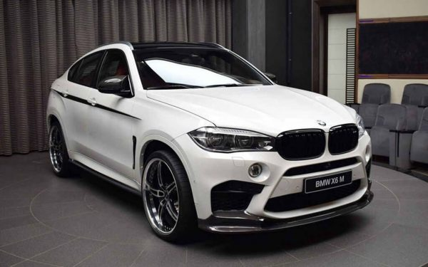 2021 BMW X6 adds better active safety to complement its sharp looks and easy-driving nature