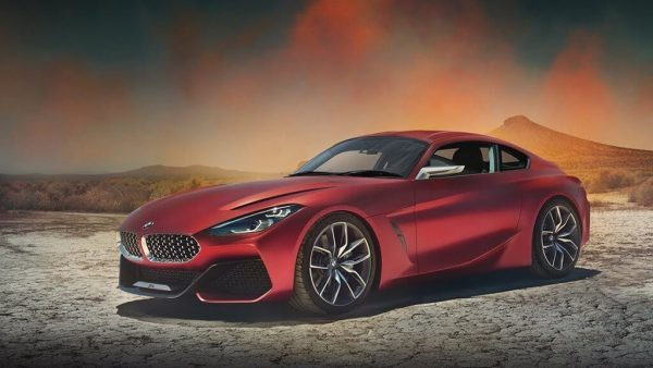 2021 BMW Z4 is back with a new face