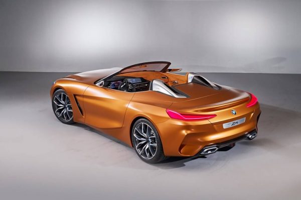 2021 BMW Z4 is going to come back with a much more improved design