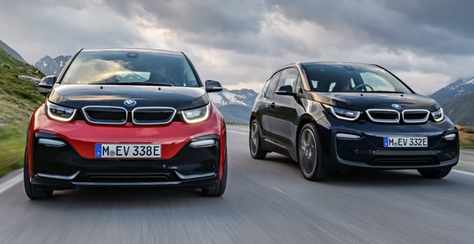 2021 BMW i3 for sale by owner