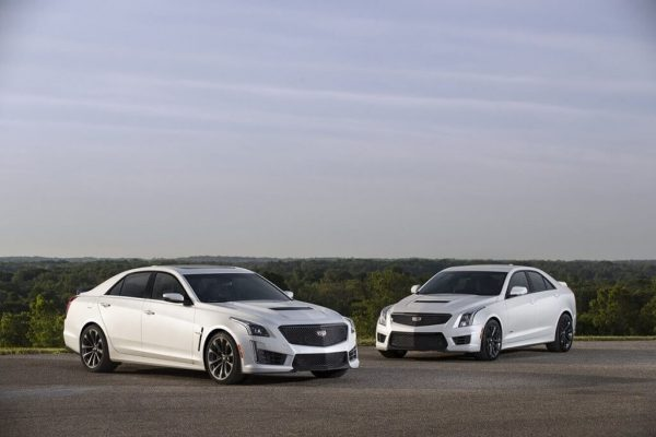 2021 Cadillac CTS V Facelift Unveiled