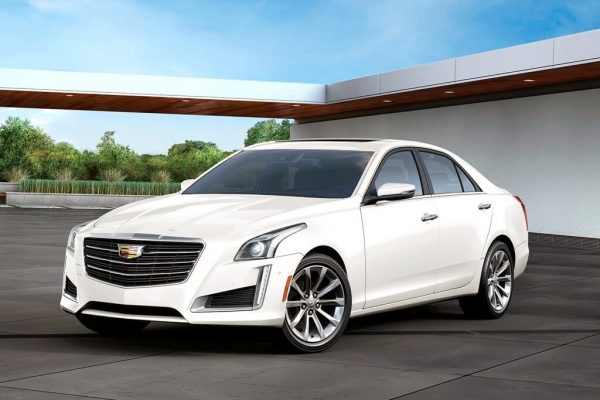 2021 Cadillac CTS V should be on the market as a redesigned and improved model