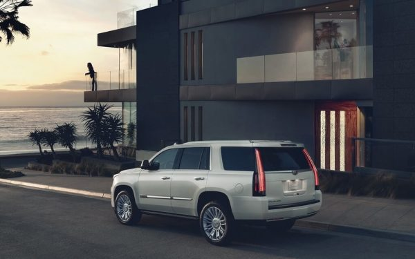 2021 Cadillac Escalade is back with a new face
