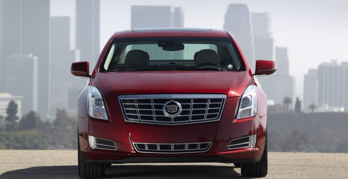 2021 Cadillac XTS available soon