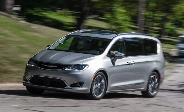 2021 Chrysler Pacifica features, trim levels, and available options