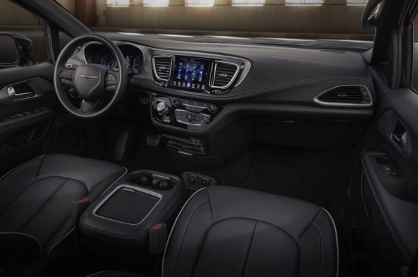 2021 Chrysler Pacifica has already been presented to the world