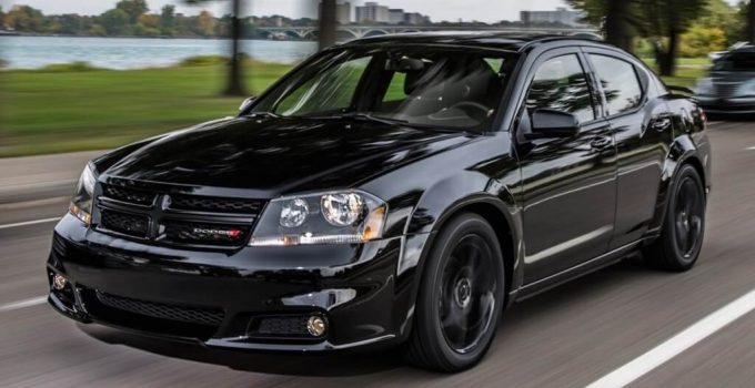 2021 Dodge Avenger For Sale in USA