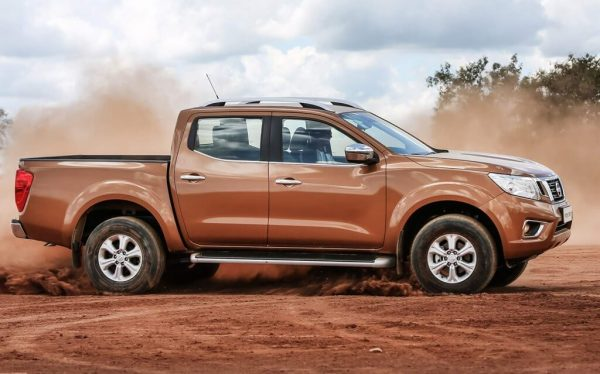 2021 Nissan Frontier Facelift Revealed