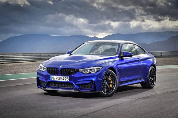 2021 BMW M4 available active safety, bigger price