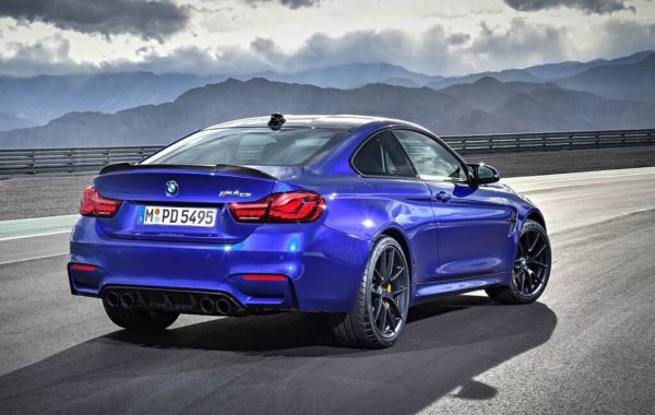 2021 BMW M4 updated with new looks