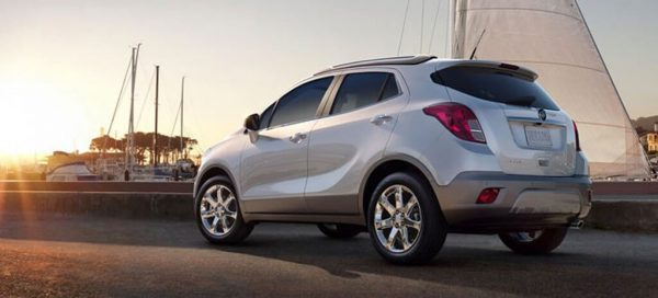 2021 Buick Encore updated with new looks