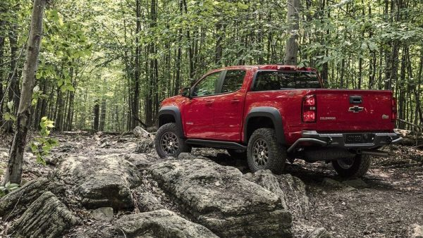 2021 Chevy Colorado ZR2 Redesign and Refresh - Postmonroe