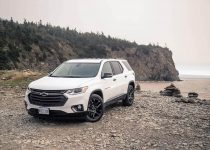 2021 Chevy Traverse In-Depth Model Review